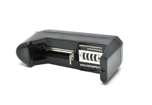 Cell Charger 1865 Spring Strip Slot Battery